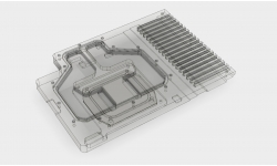 Waterblock sur mesure