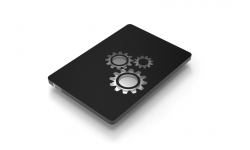 Cover SSD RGB