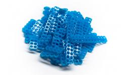 Cable combs HCM - Bleu