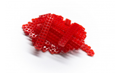Cable combs HCM - Rouge