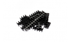Cable combs ouvert HCM - Anthracite