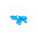 Cable combs ouvert HCM - Bleu