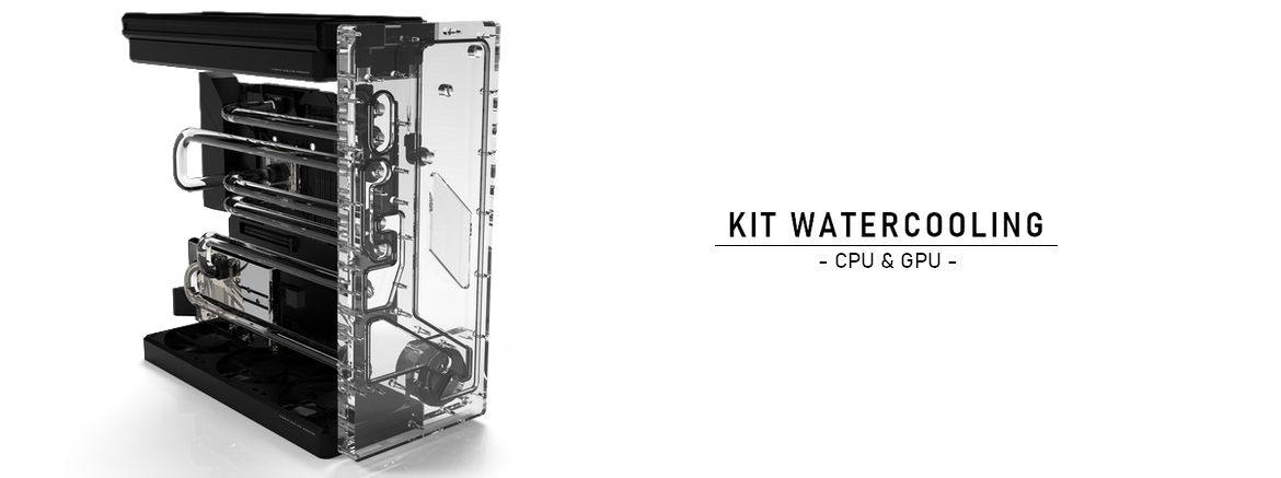 Kit watercooling HCM